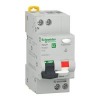 Intrerupator automat modular diferential Schneider, 4.5kA, 1P+N, 20A, 30mA, curba C