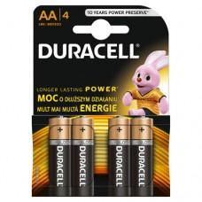 Baterii alcaline Duracell Basic AA R6