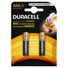 Baterii alcaline Duracell Basic AAA R3