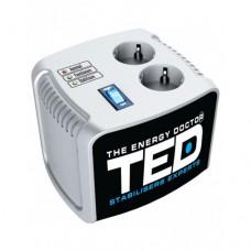Stabilizator retea maxim 500VA-AVR TED500 Profesional