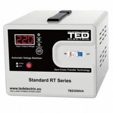 Stabilizator retea maxim 3000VA-AVR TED3000 TED Electric