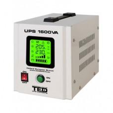 Electrice Vaslui - UPS pentru centrala TED Electric 1600VA / 1050W