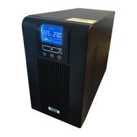 UPS TED Electric 1050VA 1000W Online cu 2 x iesiri Schuko