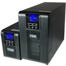 UPS TED Electric 3050VA / 3000W cu 2 x iesiri si regleta TED UPS Expert