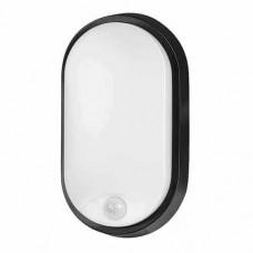Aplica Led 14W, lumina alb naturala, ovala, senzor PIR