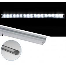 materiale electrice - profil aluminiu,pentru banda led, ingropat, 1m - lumen - 05-30-560