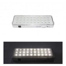 Lampa de emergenta / siguranta, 30 leduri, 180 lm, baterie Li-ion 3,7 V, 2000 mAh