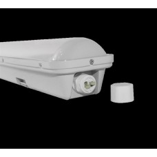 Electrice Vaslui - Corp de iluminat industrial, interconectabil, cu Led , 20W, 1800lm, 4000K, 600 mm, IP65