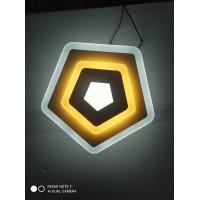 Aplică LED moderna, 3 moduri de funcționare, putere 48W