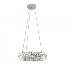 materiale electrice - lustra pendul led, eternity-30 , 30w, 2100 lm, 4000k - horoz electric - eternity-30